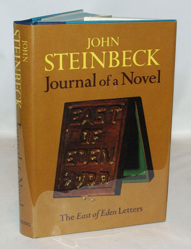 Journal Of A Novel The East
