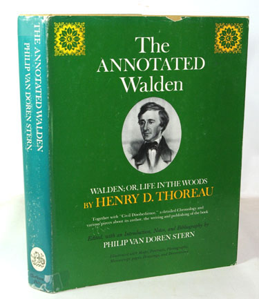 The Annotated Walden. Walden; or, Life